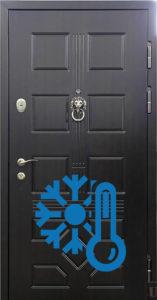 двери стальные в шпоне под заказ +термо