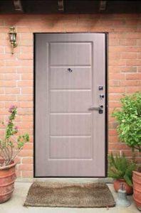 двери в дом с резьбой мдф заказать