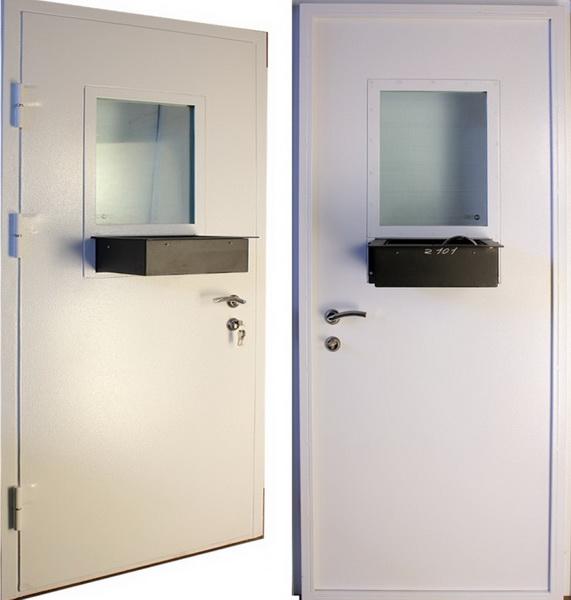 двери входные с раздаточным лотком купить от производителя