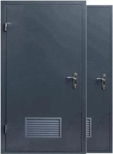 двери с вентиляцией отделка нитро кпить