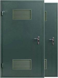 вентиляционные двери под заказ в покраске