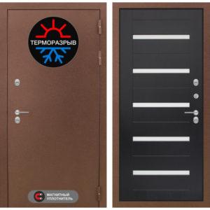 уличная дверь для дома с терморазрывом от производителя