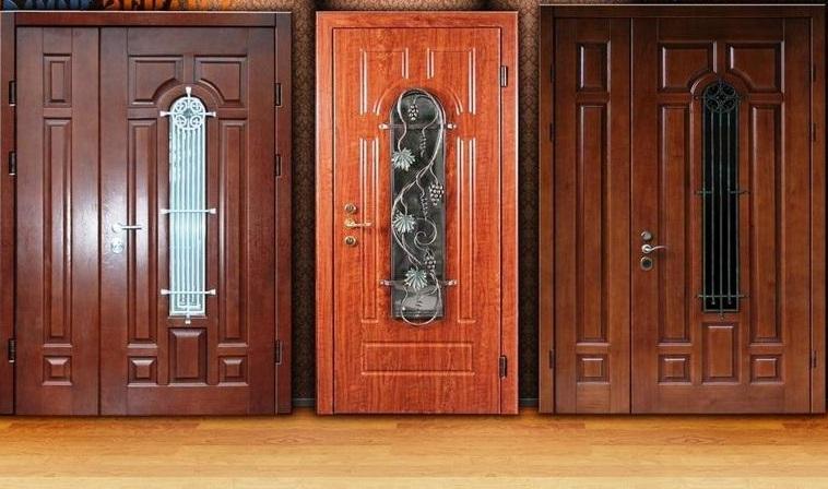 двери входные в дом под заказ