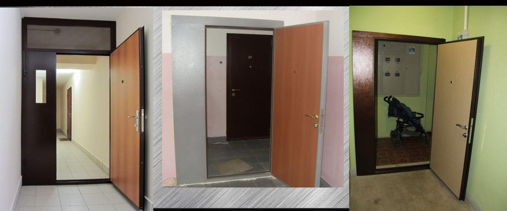 тамбурные двери под заказ Долгопрудный