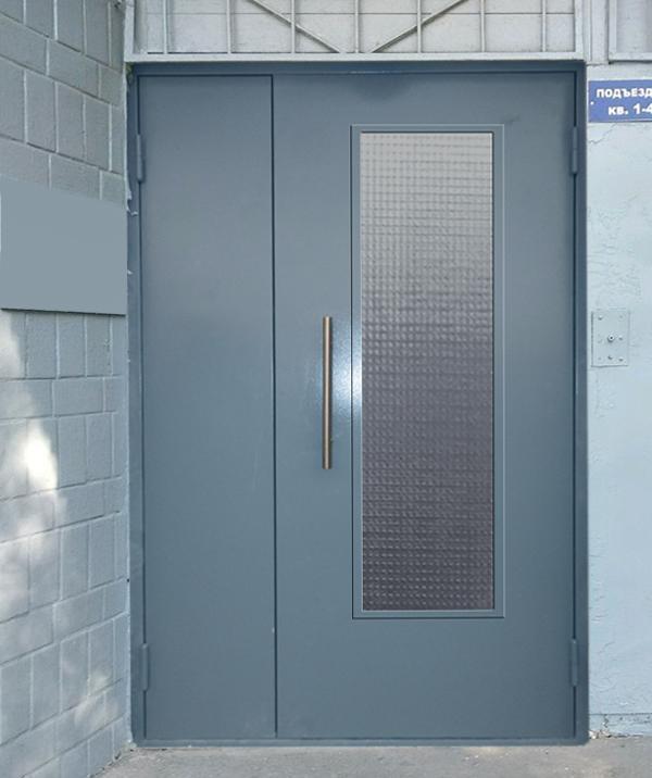 армированные двери от производителя Сталь Статус