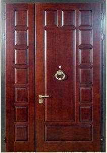 железные двери двухстворчатые от производителя