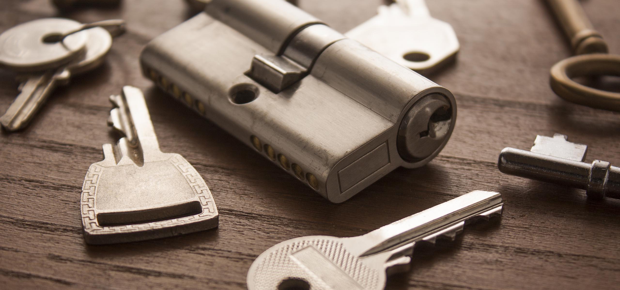 цилиндровые механизмы в стальные двери под заказ