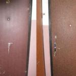 Перетяжка и ремонт входных дверей